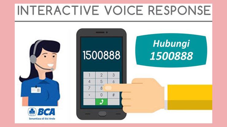 2 Aktivasi Melalui Interactive Voice Response Ivr