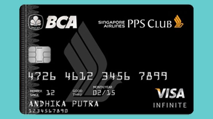 Kartu Kredit Bca