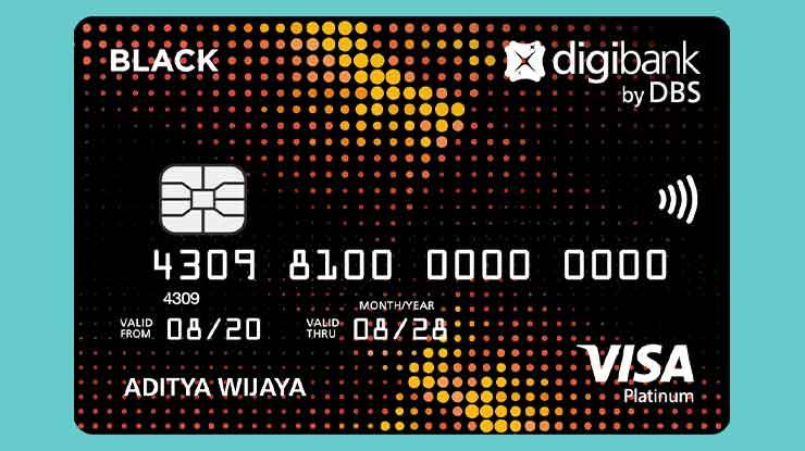 Kartu Kredit Dbs