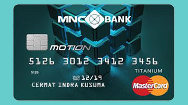 Kartu Kredit Mnc Bank