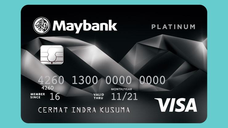 Kartu Kredit Maybank