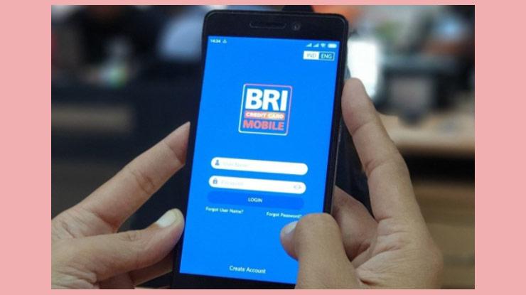 Aktivasi melalui BRI App