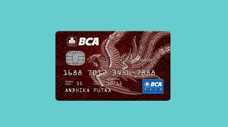 12 Jenis Kartu Kredit BCA 2020 : Iuran Tahunan, Limit ...