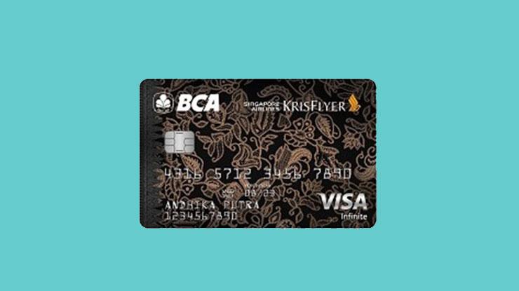Bca Singapore Airlines Krisflyer Visa Infinite