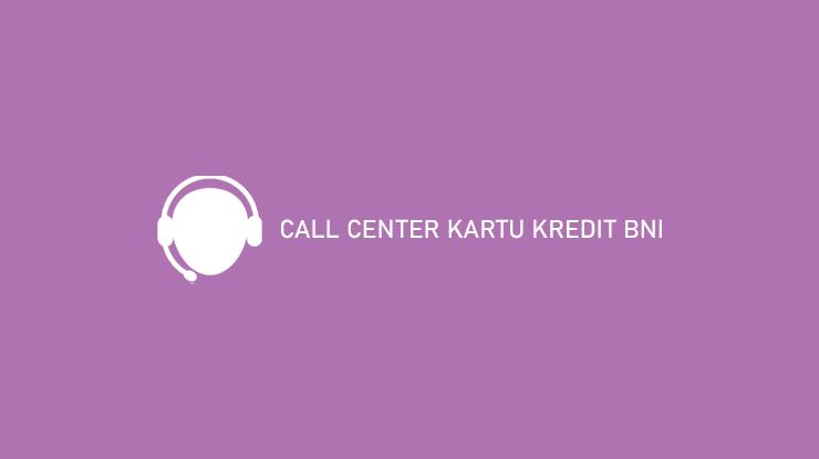 Call Center Kartu Kredit Bni