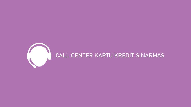 Call Center Kartu Kredit Sinarmas