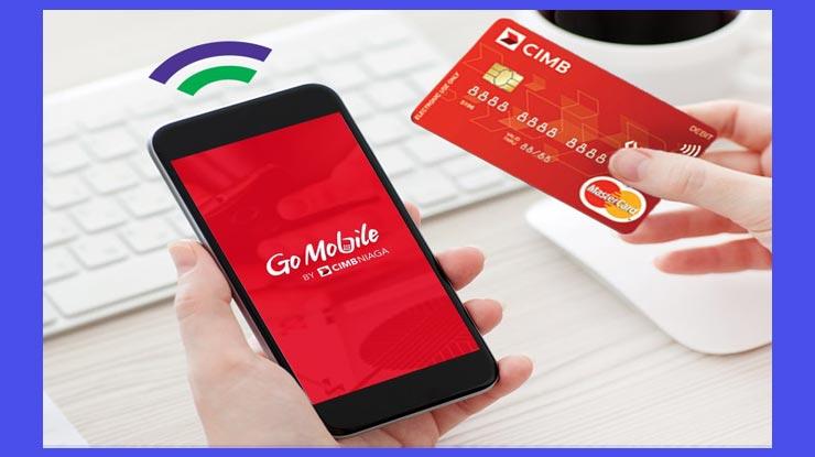 Cara Bayar Tagihan Kartu Kredit CIMB Niaga Melalui Go Mobile