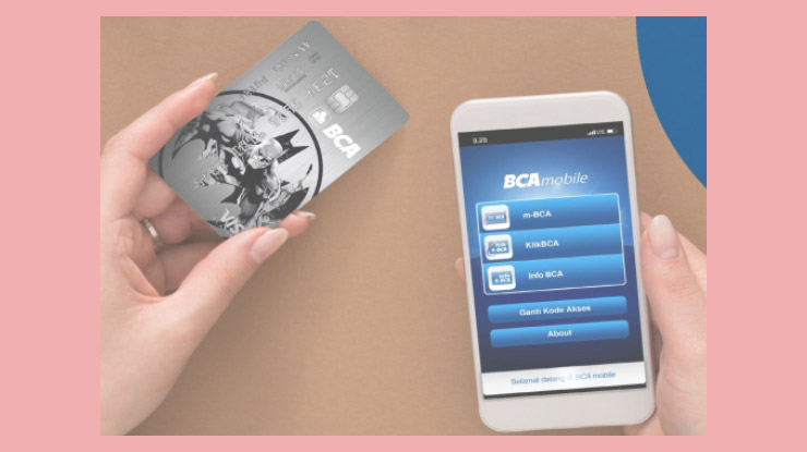 Cara Mengkoneksikan Kartu Kredit Ke Bca Mobile