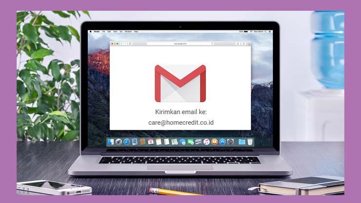 Email Call Center Kartu Hc