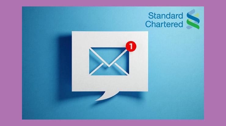 Email Call Center Kartu Kredit Standard Chartered