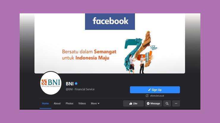 Facebook Call Center Kartu Kredit Bni