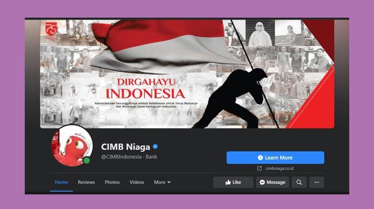 Facebook Call Center Kartu Kredit Cimb Niaga