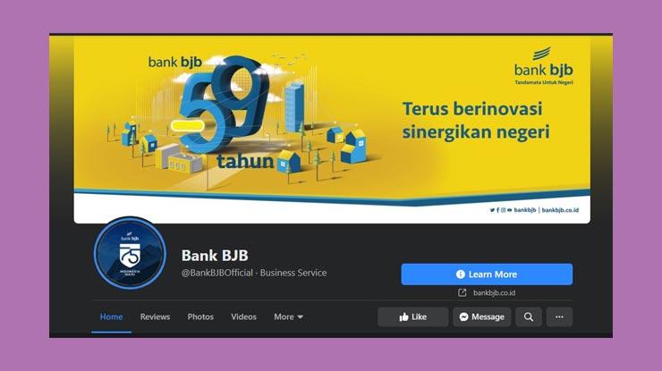 Facebook Jabar Banten
