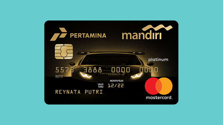 Jenis Kartu Kredit Mandiri Co Brand Pertamina