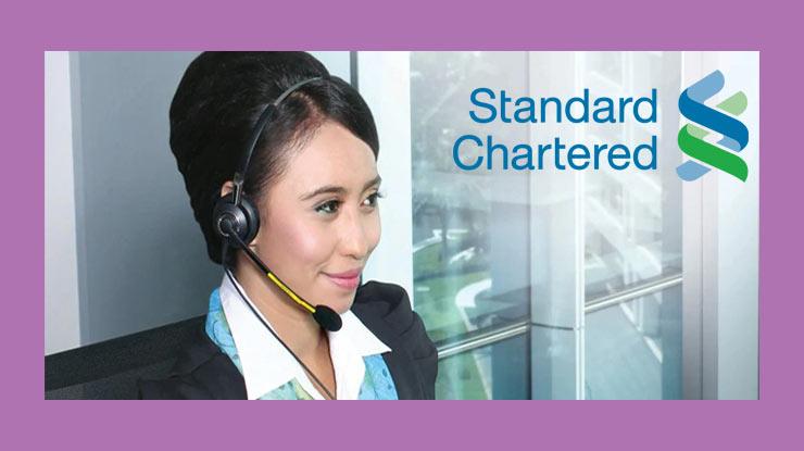 Nomor Telepon Call Center Standard Chartered