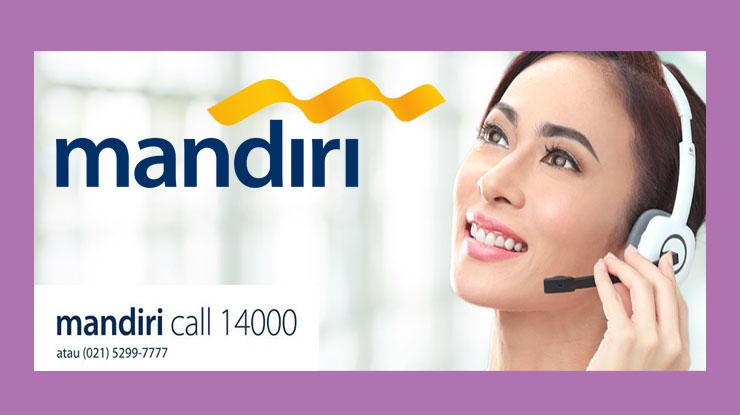 Nomor Telepon Kartu Kredit Mandiri