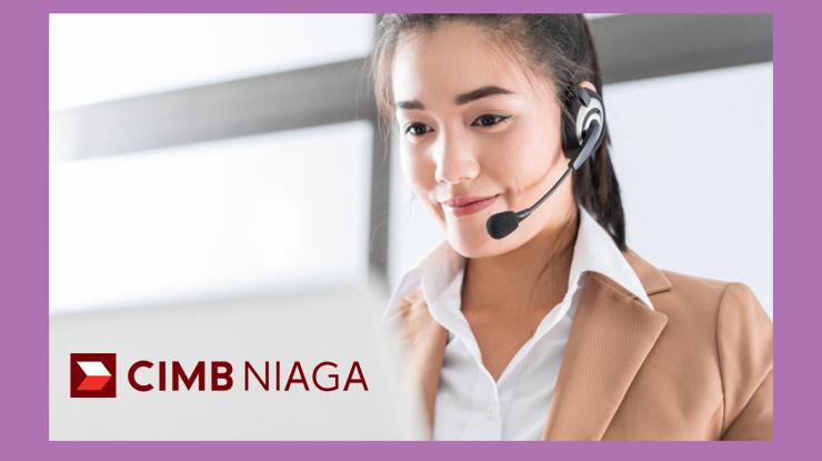 Telepon Call Center Cimb Niaga