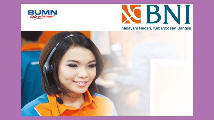 Telepon Call Center Kartu Kredit Bni