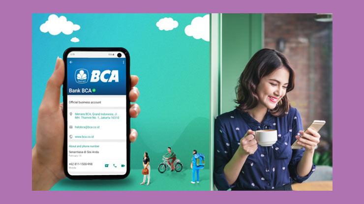 WhatsApp Call Center BCA