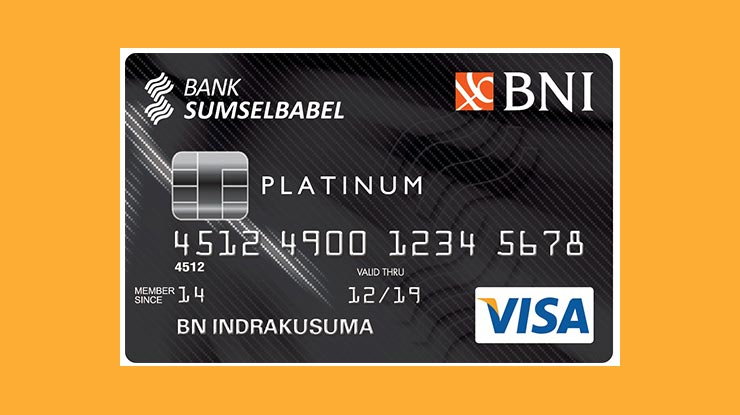 BNI Sumsel Babel Card