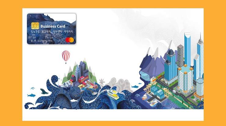 Bri Business Mastercard