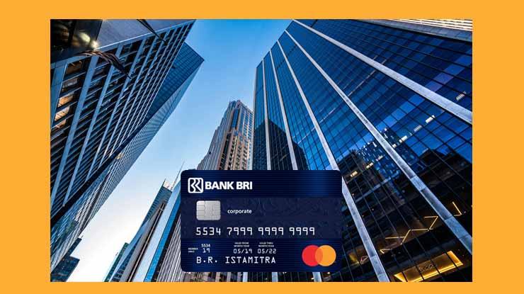 Bri Kartu Kredit Korporasi Jenis