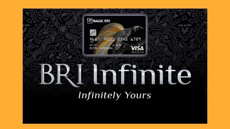 Bri Visa Infinite Cendrawasih