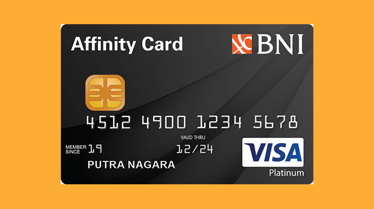 Bank Negara Indonesia Affinity Card