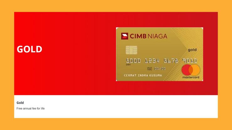 Cimb Niaga Gold