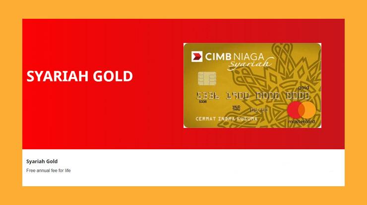 Cimb Niaga Syariah Gold