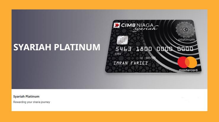 Cimb Niaga Syariah Platinum
