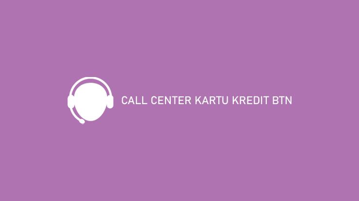 Call Center Kartu Kredit BTN