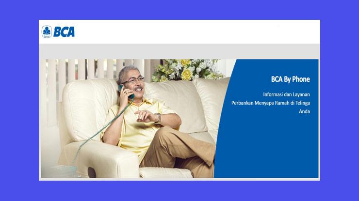 Cara Bayar Kartu Kredit Bca By Phone