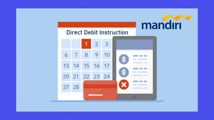 Cara Bayar Kartu Kredit Mandiri Lewat Ddi