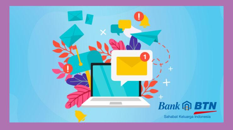 Email Call Center Kartu Kredit BTN