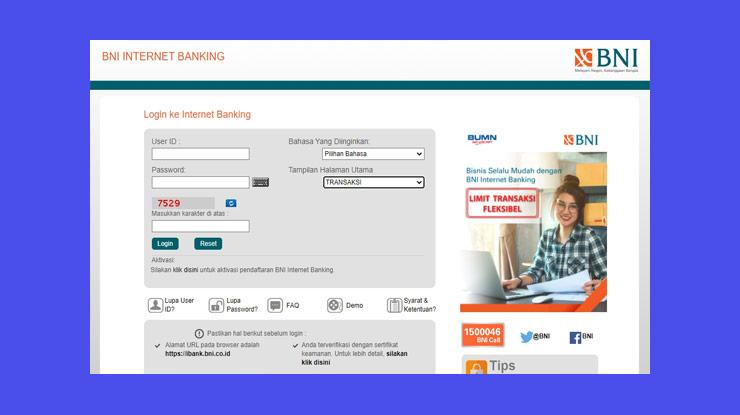 Internet Banking Bni Bayar Kartu Kredit