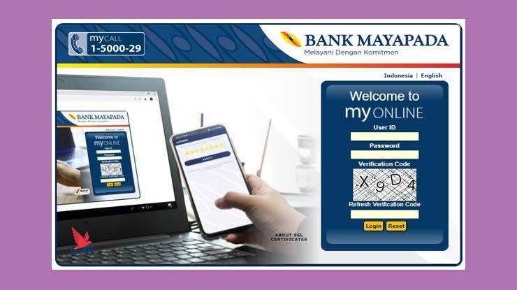 Internet Banking Kartu Kredit Mayapada