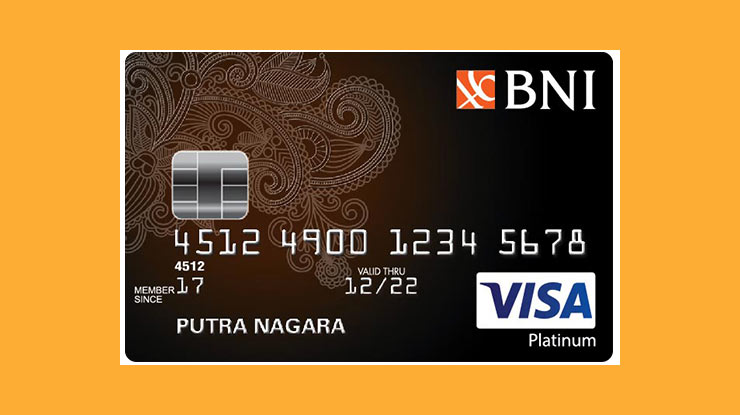 Jenis Kartu Kredit Bni Visa Platinum