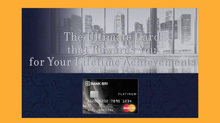 Jenis Kartu Kredit Bri Platinum Mkii