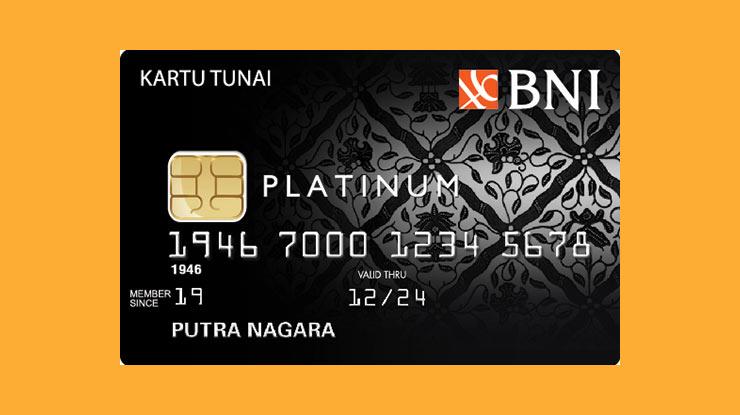 Jenis Kartu Kredit Kartu Tunai Bank Negara Indonesia