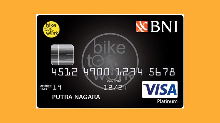 Kartu Kredit B2W Bank Negara Indonesia