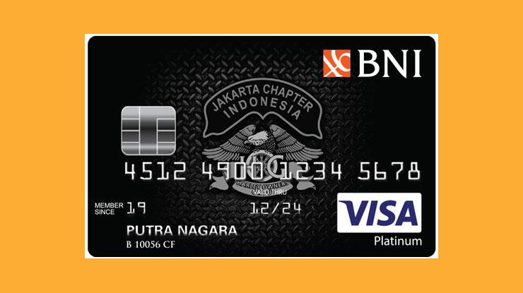 Kartu Kredit HOG Bank Negara Indonesia