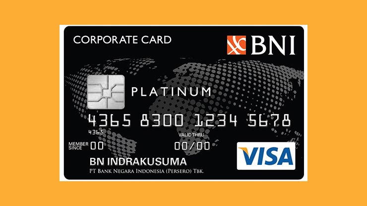 Kartu Kredit Korporasi Bank Negara Indonesia
