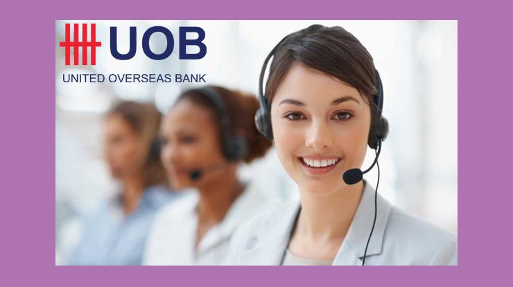Nomor Telepon Call Center UOB