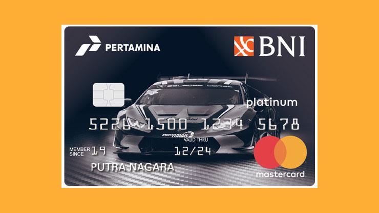 Pertamina Card Bank Negara Indonesia