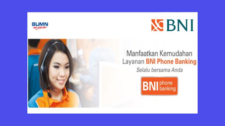Phone Banking Bni