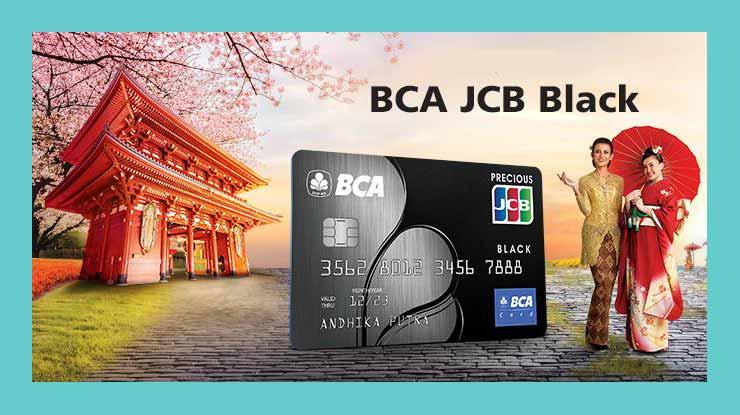 Rincian Kartu Kredit Bca Jcb Black