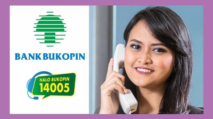 Telepon Call Center Kartu Kredit Bukopin