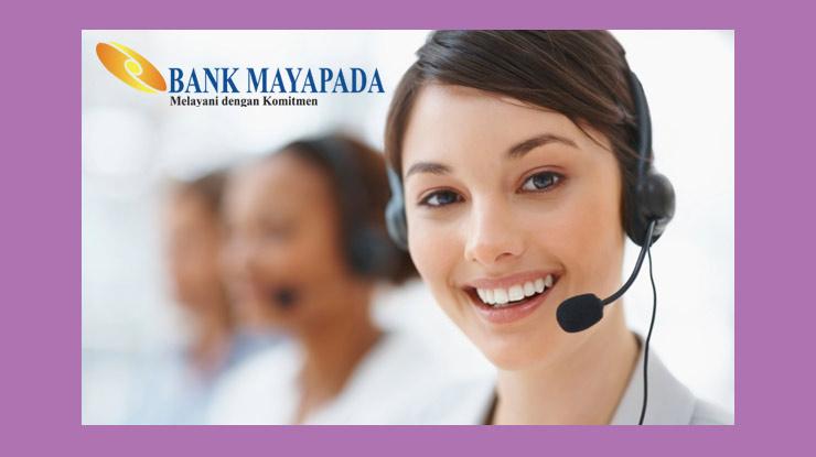 Telepon Call Center Mayapada