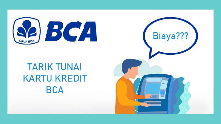 Biaya Tarik Tunai Bca Card